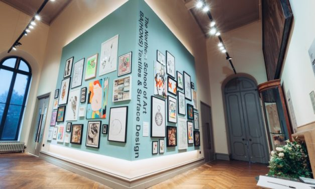 Exhibition inspired by The Bowes Museum showcases designers of the future