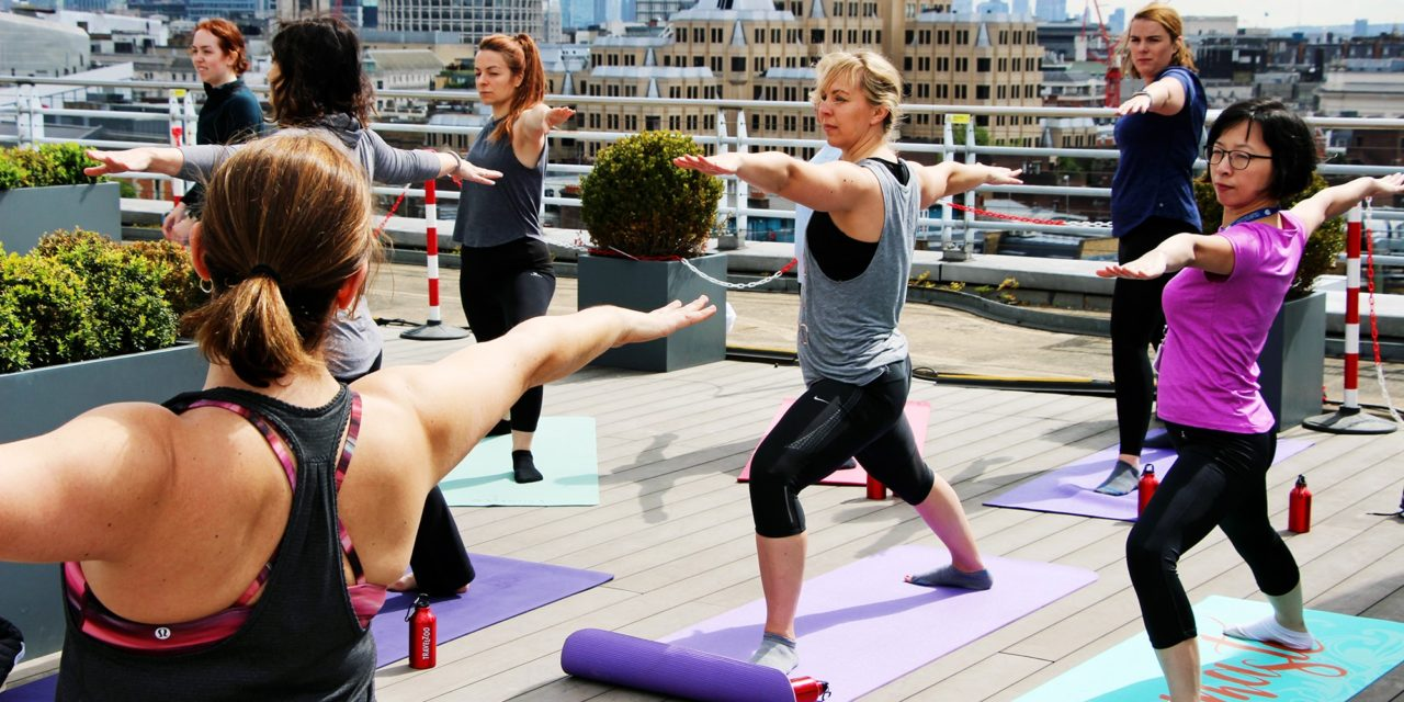 STRESSED OUT BRITS IN NEED OF WELLNESS HOLIDAYS