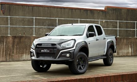 ISUZU D-MAX XTR – CAPABLE IN THE EXTREME