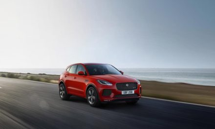 JAGUAR E-PACE: CHEQUERED FLAG SPECIAL EDITION JOINS COMPACT SUV LINE-UP