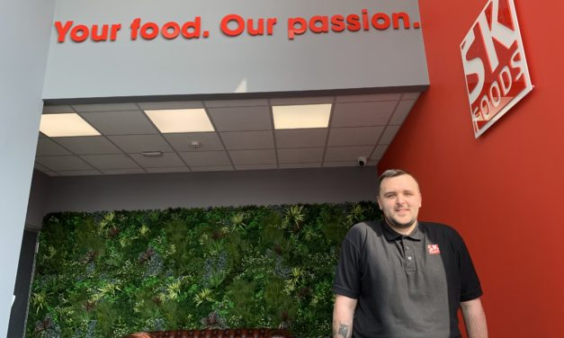 Hundreds apply for positions with award-winning food company