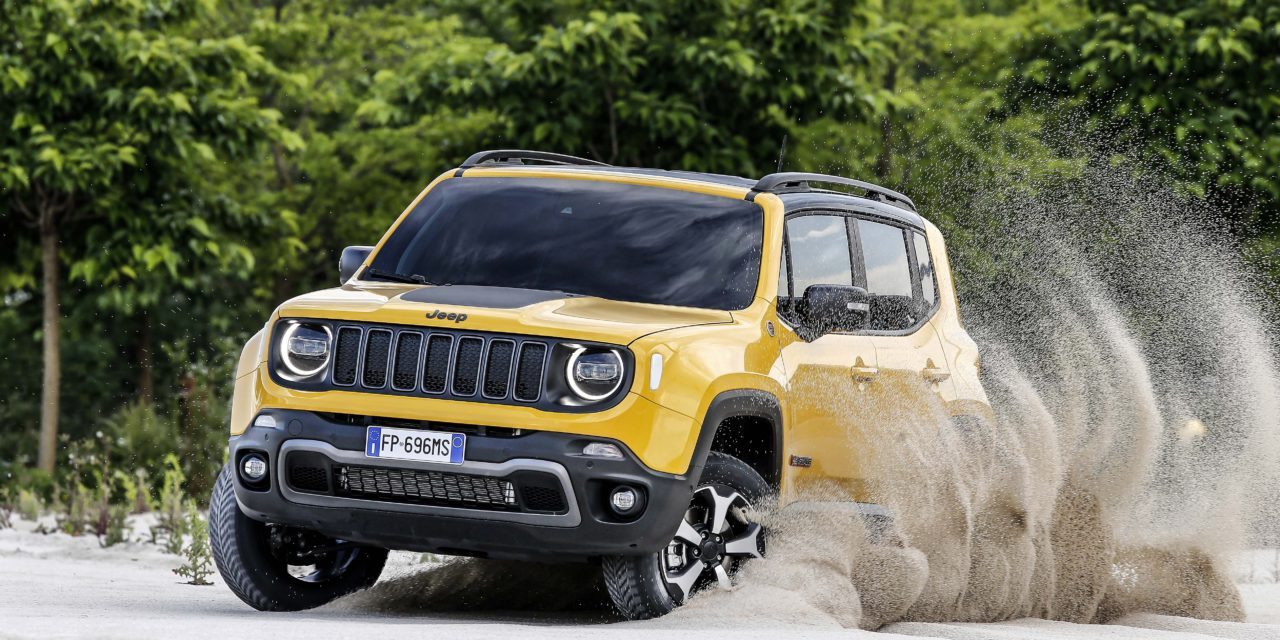 Hitting the Wild West in a Jeep Renegade