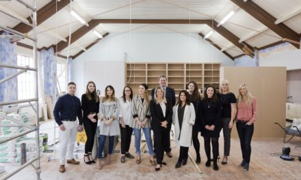 North East Interior Design Practice Boosts Management Team With Three New Directors
