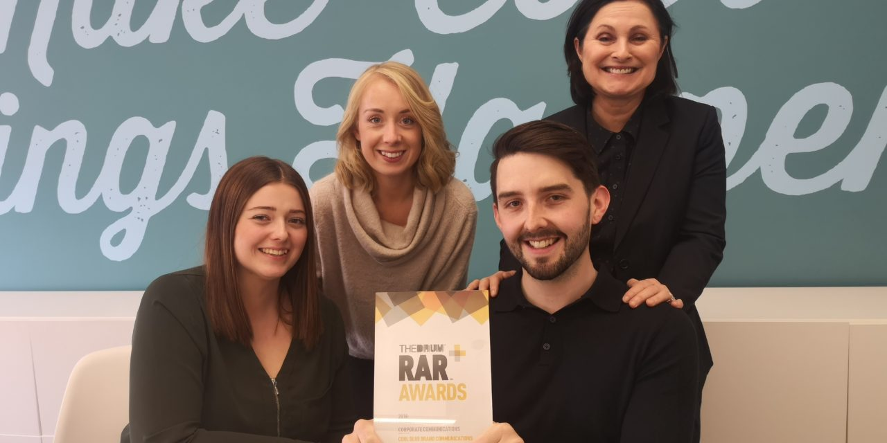 North East creative agency shortlisted for national award