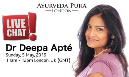 Live Chat with Dr. Apte / Seasonal Allergies