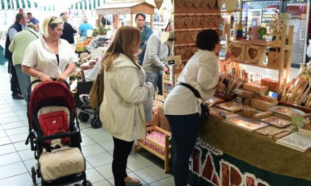 Budding Tees Valley businesses on show during international market campaign