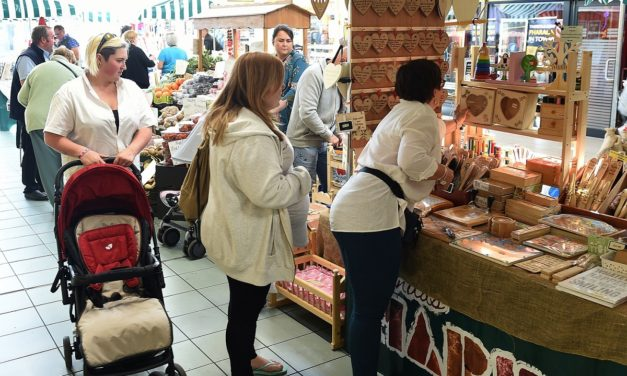 Showcase for budding Tees Valley businesses during international market campaign