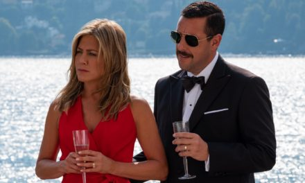New Netflix Original Film starring Jennifer Aniston and Adam Sandler – MURDER MYSTERY