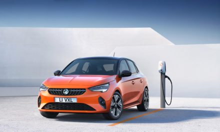 VAUXHALL REVEALS FIRST-EVER ELECTRIC CORSA