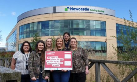 Newcastle Building Society Signs Up To 'Time To Change' Mental Health Initiative