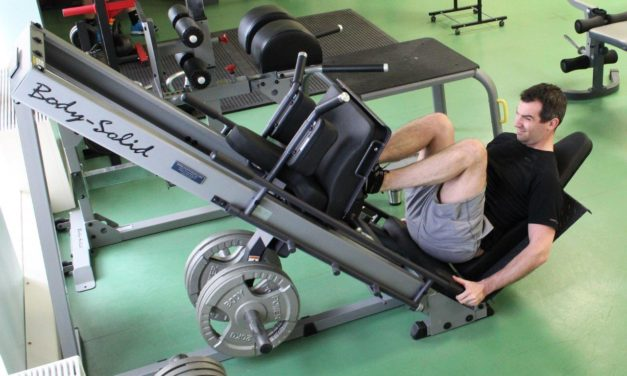 Charity helps patients get back to fitness