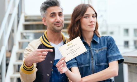 Netflix Original Fashion Competition Series NEXT IN FASHION – Hosted by Tan France & Alexa Chung