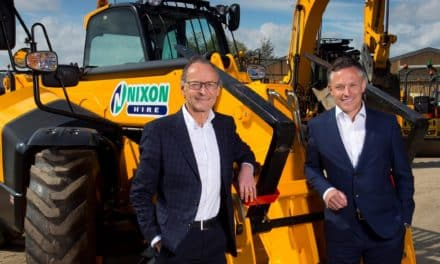 Nixon Hire's major acquisitions set to bring millions of pounds to regional economy