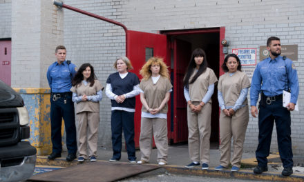 Netflix Original Series ORANGE IS THE NEW BLACK – The Seventh and Final season launches July 26