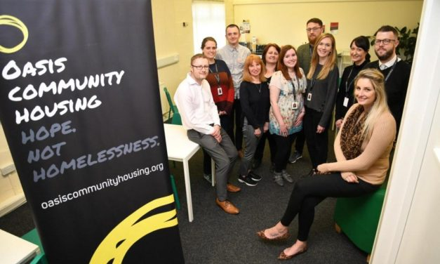 Warm Welcome Continues At Gateshead Homeless Centre Thanks To £3,000 Boiler Grant