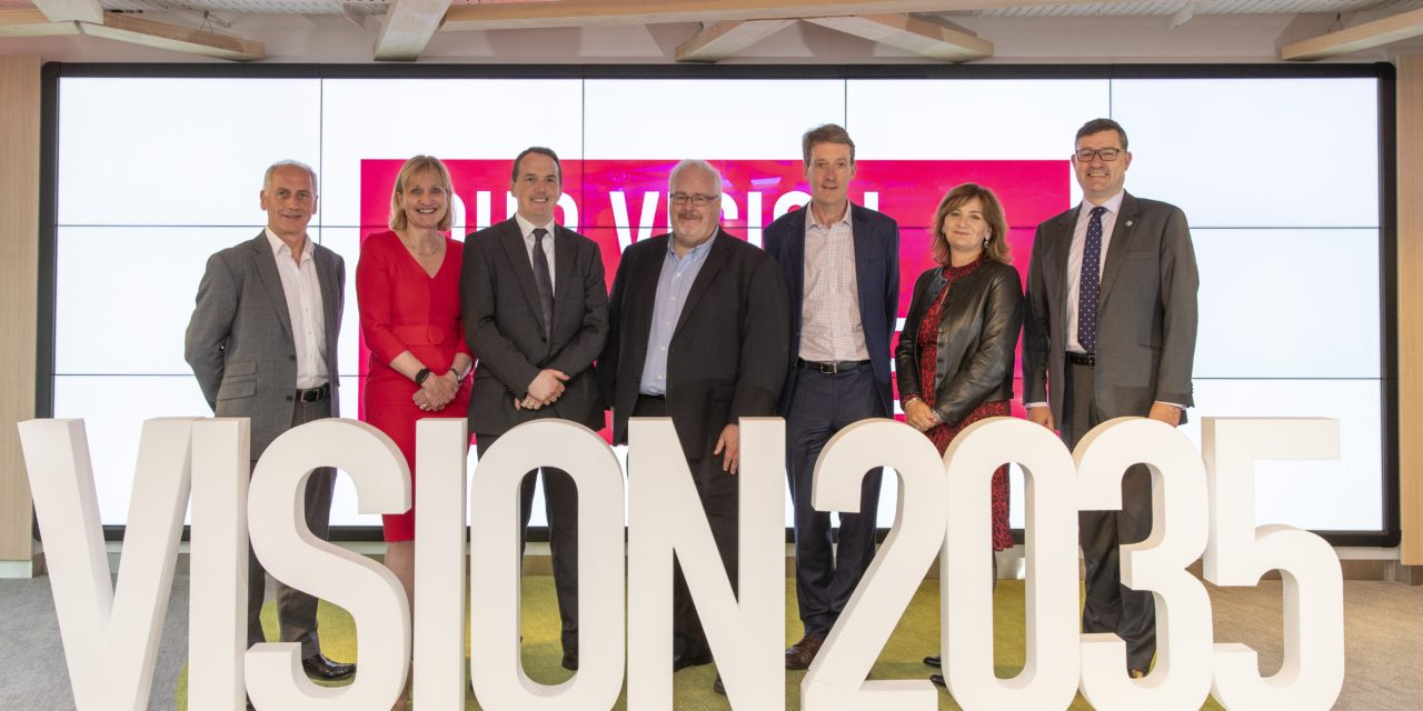 Task force to draw roadmap towards Vision 2035 as industry engagement campaign 'Our Vision. Our Future' launches
