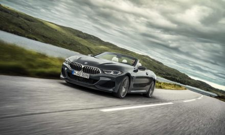 THE ALL-NEW BMW 8 SERIES CONVERTIBLE