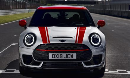 THE NEW MINI JOHN COOPER WORKS CLUBMAN AND MINI JOHN COOPER WORKS COUNTRYMAN