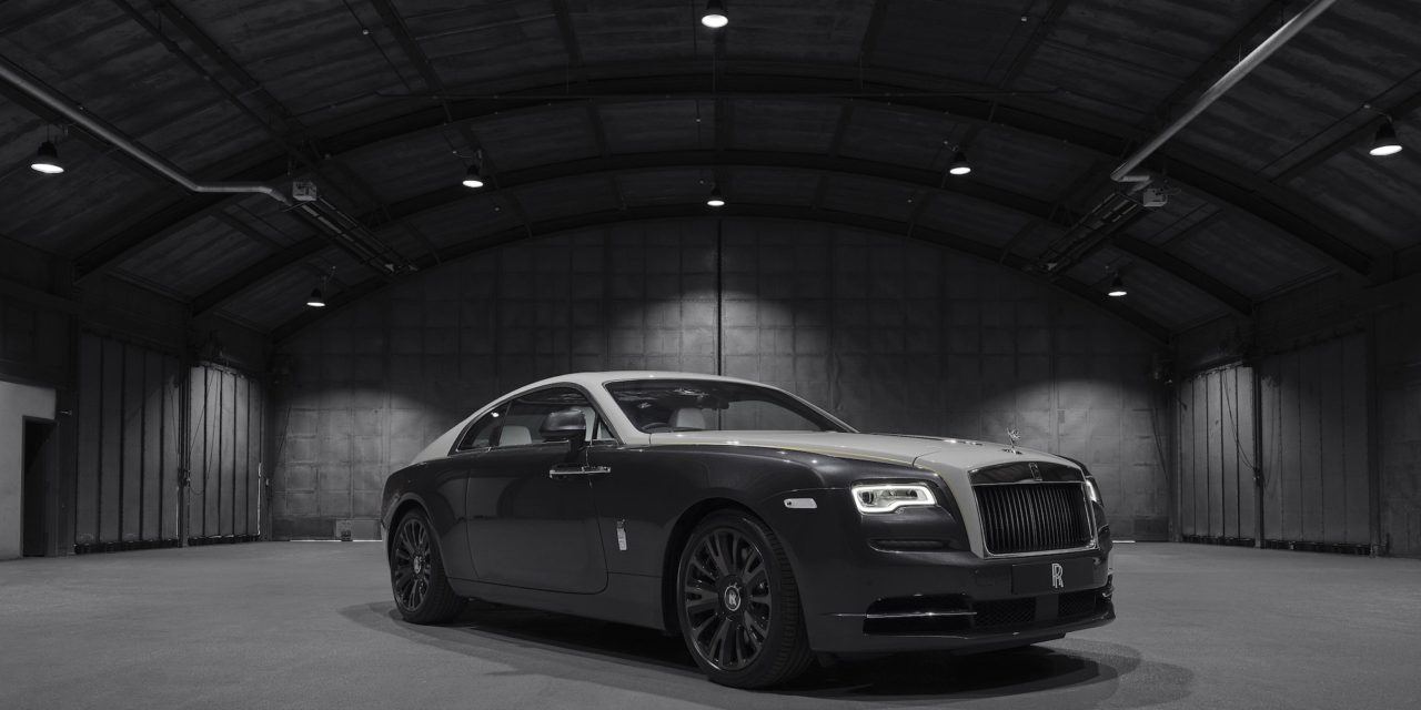 ROLLS-ROYCE UNVEILS WRAITH EAGLE VIII COLLECTION