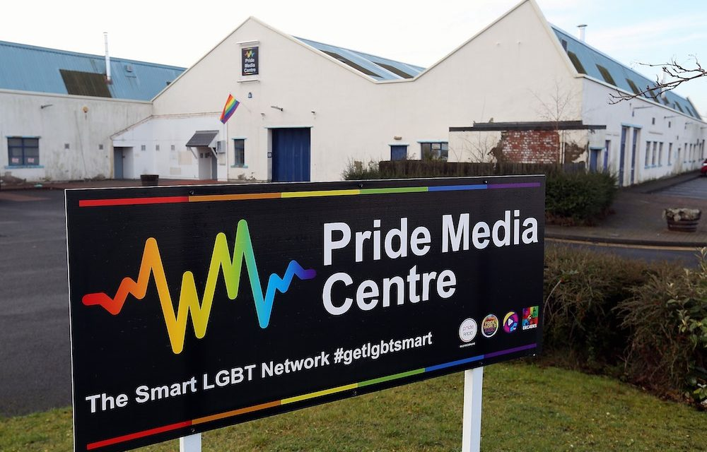 LORD MICHAEL CASHMAN TO LAUNCH UK'S FIRST LGBT+ BUSINESS AND MEDIA CENTRE
