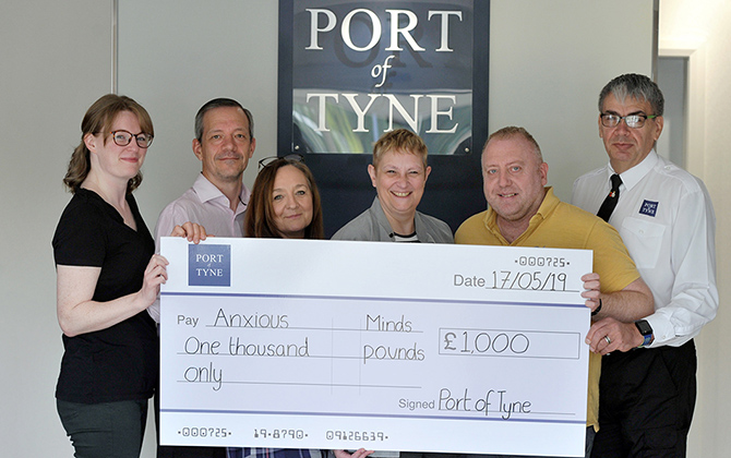 Port of Tyne funding to support veterans and families across North Tyneside