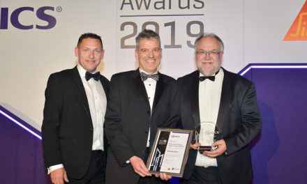 RICs Recognises Gateshead Regeneration Project Recognised with Award