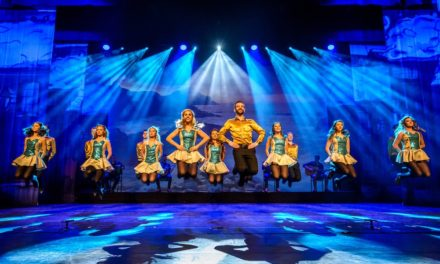 RHYTHM OF THE DANCE CELEBRATES IRISH DANCE AND MUSIC AT DARLINGTON HIPPODROME