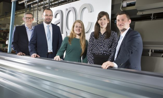 Dynamic duo complete MBO to stimulate growth  at Gateshead-based powder coating company
