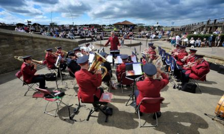 BRASS BANDS RETURN TO THE AMPHITHEATRE THIS SUMMER