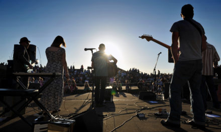 ENJOY LIVE MUSIC AT THE AMPHITHEATRE