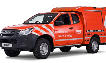 RAC teams up with Isuzu to deliver heavy duty pulling power