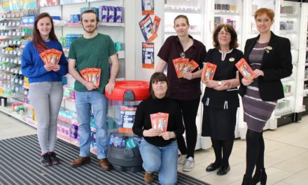 Youth Group Teams Up With Boots Intu Eldon Square To Tackle Period Poverty In The North East