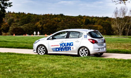 Teens in the driving seat – search launches for the North East's Best Young Driver aged 10 to 16