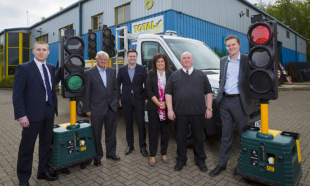 Traffic management firm secures £8m in Mercia's largest ever investment