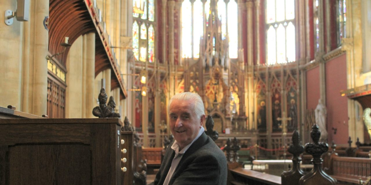 Pulling out all the stops for celebration of organ music