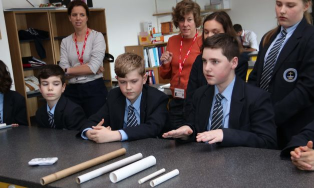 Innovative approach gives pupils ownership of learning