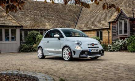 595 ESSEESSE HEADS UP MY19 ABARTH RANGE
