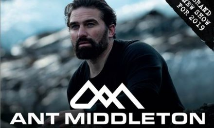 ANT MIDDLETON FOUR MATINEE DATES ANNOUNCED DUE TO DEMAND