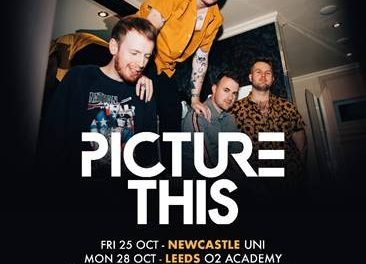 PICTURE THIS – OCT/NOV 2019 TOUR ANNOUNCED