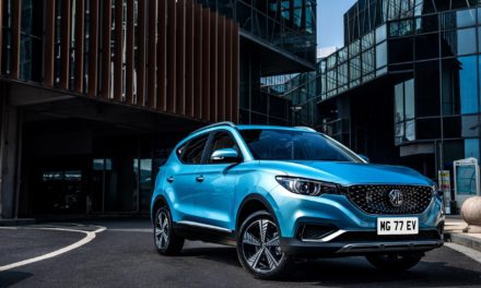MG ANNOUNCES FURTHER DETAILS FOR EAGERLY ANTICIPATED MG ZS EV AS ORDERBANK OPENS