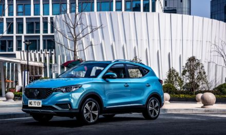 MG ZS EV MAKES UK & EUROPEAN DEBUT AT LONDON MOTOR SHOW