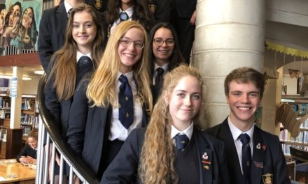Top North school appoints new student leaders