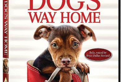 A DOG'S WAY HOME out on Digital May 20 & DVD June 3