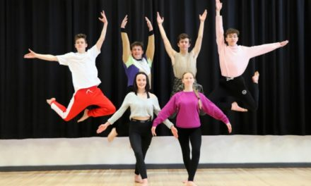 Sixth Form dancers jump for joy with unconditional university offers