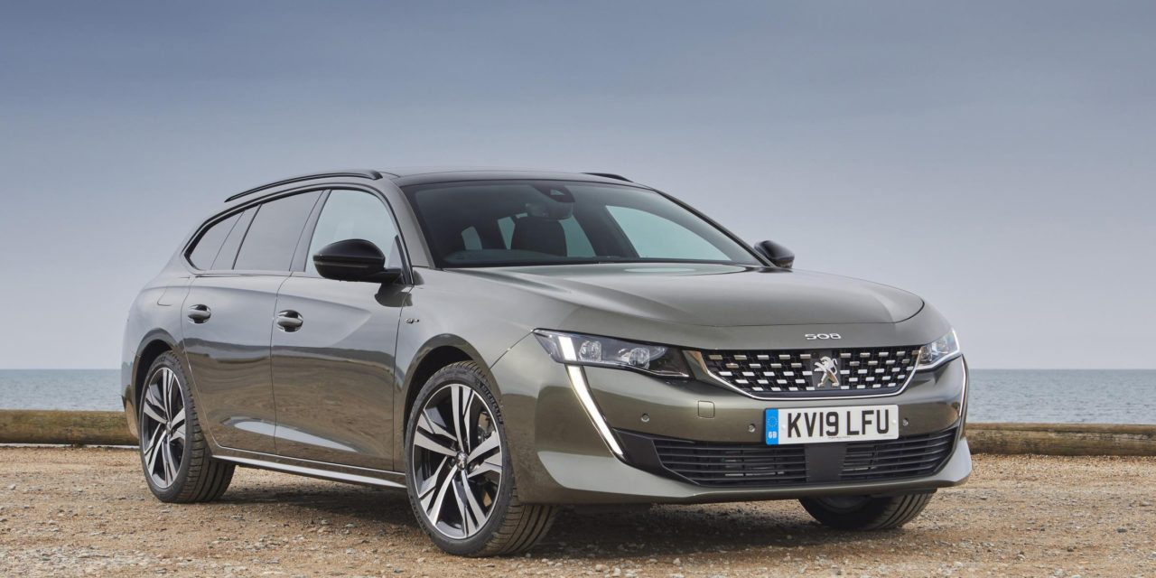 ALL-NEW PEUGEOT 508 SW PRICING AND SPECIFICATION REVEALED