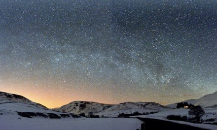 Northumberland National Park secures new conservation grant to protect its Dark Skies!