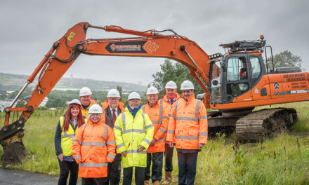 Award winning developer starts on 183 new homes in Gateshead