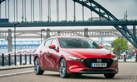 FUEL ECONOMY AND CO2 FIGURES ANNOUNCED FOR REVOLUTIONARY MAZDA SKYACTIV-X ENGINE