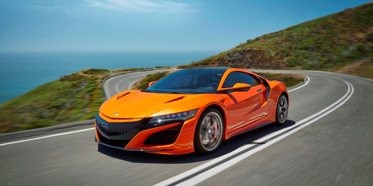 HONDA e AND 2019 NSX TO MAKE UK DEBUT AT GOODWOOD FESTIVAL OF SPEED