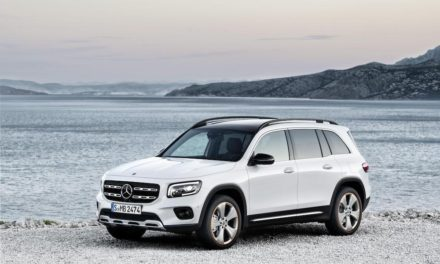 THE NEW MERCEDES-BENZ GLB: FOR FAMILY & FRIENDS